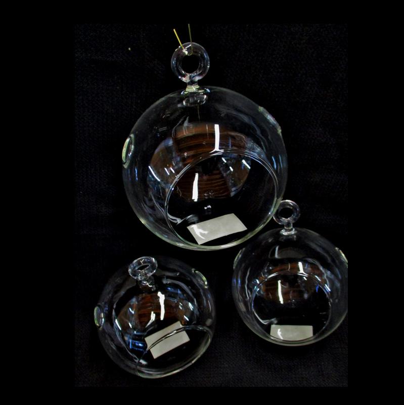 4 in. Glass Globe