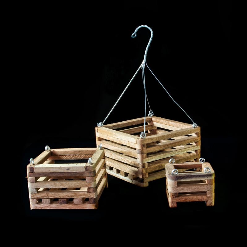 Slat Baskets